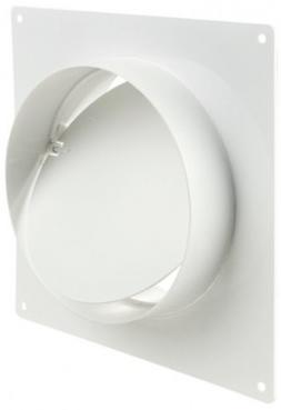 бытовой вытяжной вентилятор с обратным клапаном