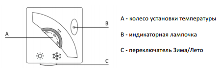 Механический терморелятор