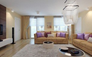 Вентиляция квартиры 110 м2