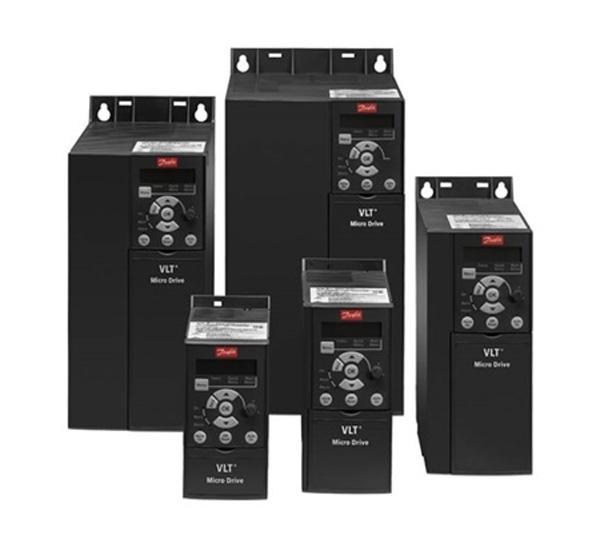 Частотный преобразователь Danfoss VLT Micro Drive FC-051P1K5T4E20H3.  Ventbazar