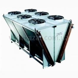 Кожухотрубный конденсатор Alfa Laval ACFC 150/122 Каспийск