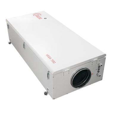 Теплообменник для приточной вентиляции 1200 700 Кожухотрубный испаритель WTK DFE 135 Ейск